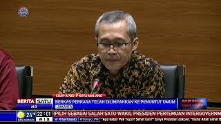 KPK Limpahkan Berkas 10 Tersangka Suap Anggota DPRD Kota Malang