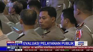 Polres Surabaya dan Polres Banyuwangi Mendapat Penghargaan Pelayanan Publik Terbaik