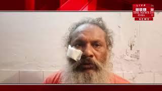 [ Bhadohi ] भदोही में डिवाइडर से टकराई ब्लोरो मोटरसाइकिल सवार युवक की  -THE NEWS INDIA