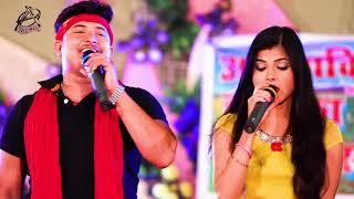 एक बार फिर भाई बहन की जोड़ी - Dipu & Vishu का Live Chaita - ऐ रामा पिया बिन सेजरिया