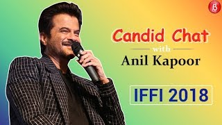 Watch Anil Kapoor and Rhea Kapoor in a candid chat at IFFI 2018