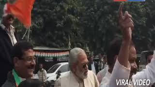 नकली मोदी को नचाया गया || ANV NEWS