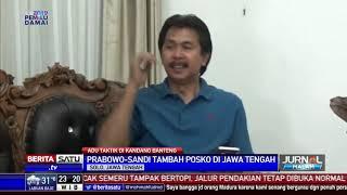 Posko Pemenangan Prabowo-Sandi Dekat Rumah Jokowi di Solo