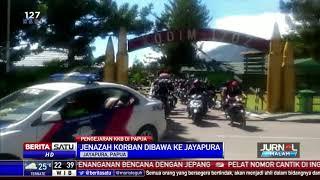 Korban Penembakan KKB di Papua Dipulangkan ke Toraja