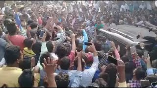 Aimim Winning Celebrations in Old City   In All 7 Constituencies   @ SACH NEWS  