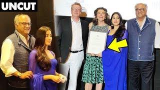 Janhvi Kapoor Gets The Rising Star Award By Norwegian Consulate General