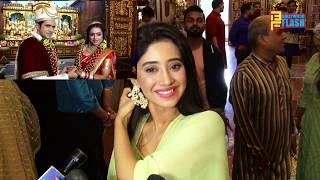 Naira Aka Shivangi Joshi At Parul Chauhan & Chirag Thakkar Wedding - Full Interview
