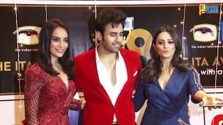 Naagin 3 Team, Dilip Joshi & Hiba Nawab At 18th ITA Awards 2018 video - id  3719939d7e31cd - Veblr Mobile