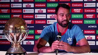 Hong Kong captain Babar Hayat Press Conference