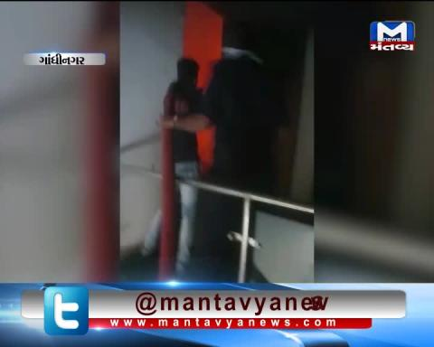 Gandhinagar: Fire breaks out in Unitedworld Institute of Design