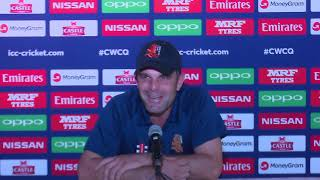 Post Match Press Conference - Peter Borren - 4 March 2018