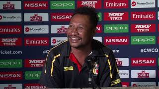 Post Match Press Conference - Asadollah Vala - 4 March 2018