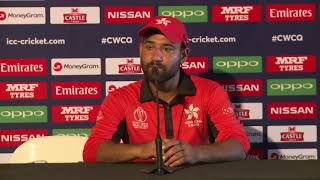 Post Match Press Conference - Babar Hayat - 6 March 2018
