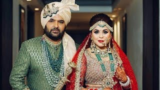 FIRST PICTURE Of Kapil Sharma And Ginni Chatrath WEDDING | Congratulations