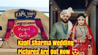 Kapil Sharma And Ginni Chatrath Wedding Photos Out Now l God Bless Both