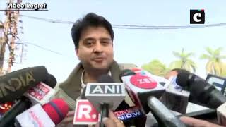 MP Assembly Elections- Party will decide who'll be next CM, says Jyotiraditya Scindia