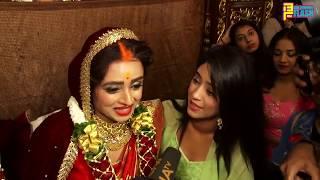 Yeh Rishta Kya Kehlata Hai SWARNA Aka Parul Chauhan Bidaai Ceremony - Full Video