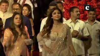 Isha Ambani-Anand Piramal wedding: SRK, Salman Khan, Bachchans and others arrive at Ambani's house