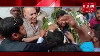 [ Hyderabad ] हैदराबाद के कारवां से aimim के उम्मीदवार जीते, कार्यकर्ताओं में हर्स का माहोल