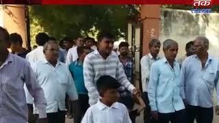 Damnagar : Schools can talabandhi