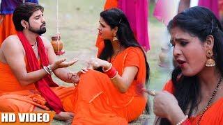 HD VIDEO - #Chandani Singh - Telwa Mala Ye Balmua Badi Godwa Bathta - #Rakesh Mishra - Bolbam Songs