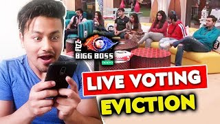 LIVE VOTING Eviction In Bigg Boss 12 | One Contestant May Get EVICT By Live Voting