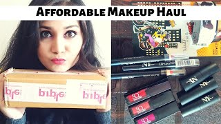 Affordable Makeup Haul | Rs. 90 to Rs. 350 | Purplle Makeup Haul | Nidhi Katiyar
