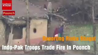 #breakingnews  INDO-PAK troops exchange heavy fire on Poonch Loc.(Reporting Rinku Bhagat)