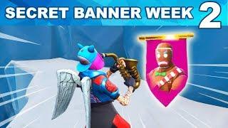 Watch Week 2 Find Secret Banner From Loading Screen Loca Video
