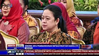 Jokowi: Tanpa Pembangunan Infrastruktur Jangan Mimpi Bisa Bersaing