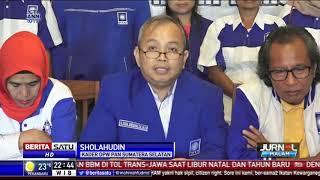 Kader PAN Sumsel Deklarasi Dukung Jokowi-Amin