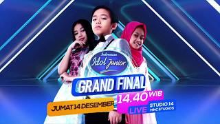 Siapakah juara Indonesian Idol Junior tahun ini? - Indonesian Idol Junior 2018