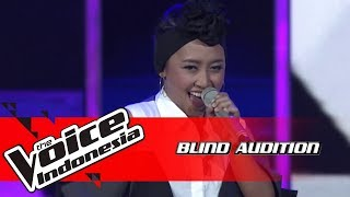 Moza - Havana | Blind Auditions | The Voice Indonesia GTV 2018