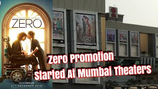 Zero Promotion Started In Mumbai Theaters