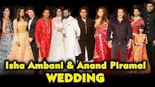 Mukesh Ambaani Daughter Isha Ambani  Wedding | Isha Ambani Weds Anand Piramal | FULL VIDEO