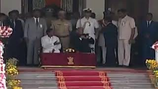 New CM | KCR and Dpty CM | Mahmood Ali Takes Oath | Today at Raj bavan | Telanagna oath taken cermny