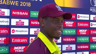 Highlights from Windies v UAE match