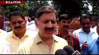 जिला कांग्रेस के अध्यक्ष  की अध्यक्षता में देश के प्रधानमंत्री नरेंद्र मोदी का पुतला जलाया