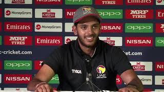 Post Match Press Conference - Chirag Suri - 6 March 2018
