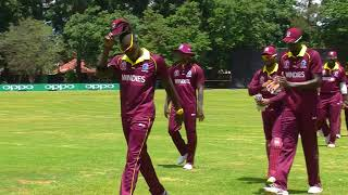 Highlights from Papua New Guinea v Windies match