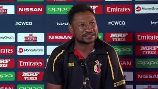 Post Match Press Conference - Asadollah Vala - 10 March 2018