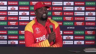 Post Match Press Conference - Hamilton Masakadza - 10 March 2018
