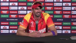 Post Match Press Conference - Graeme Cremer - 10 March 2018
