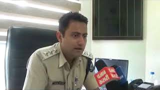 नूरपुर के नए डीएसपी डॉ साहिल अरोड़ा ने अपना पदभार संभाल लिया