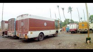Goa's Fish Laden Trucks Stopped At Karwar, Tyres Deflated; Fish Vendors Meet FDA Officials
