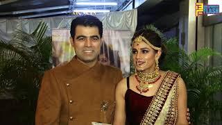 Ritu Chauhan & Ankur Malhotra - First Full Interview - Wedding Reception