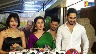 Piya Albela Team At Ritu Chauhan - Ankur Malhotra Reception video - id  3719929b7f31ce - Veblr Mobile