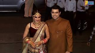 Full Video- Ritu Chauhan & Ankur Malhotra Wedding Reception - Piya Albela Serial Team & Family