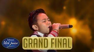 DEVEN ft. JUDIKA - JADI AKU SEBENTAR SAJA - GRAND FINAL - Indonesian Idol Junior 2018
