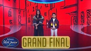 FINAL RESULT - GRAND FINAL - Indonesian Idol Junior 2018